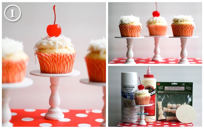 the Creative Orchard: INSPIRE: DIY Cake Stands - Top 12 ...
