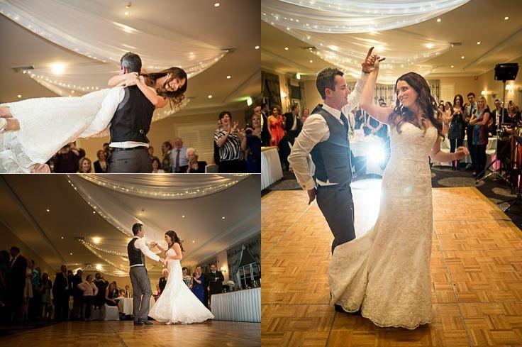 First dance at The Sebel Kirkton Park, Hunter Valley | Photo Credit: Living Light Photography