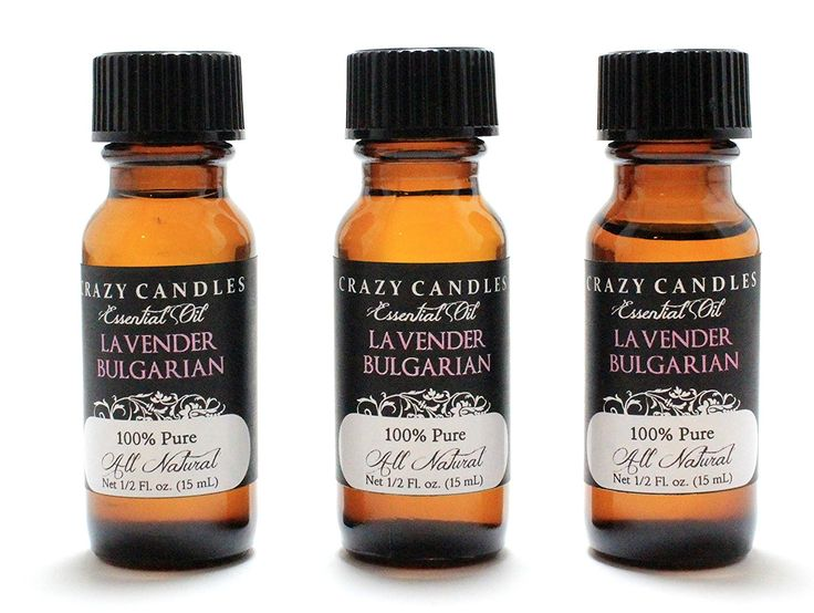 Organic Lavender Bulgarian Essential Oil 3 Bottles 1/2 Fl Oz Each (15ml) 100% Pure All Natural Aromatherapy Grade By Crazy Candles (One of the Most Popular Essential Oils. Blends Well with Most Oils, Especially Citrus and Florals. Also Clove, Cedarwood, Clary Sage, Pine, Geranium, Vetiver, Patchouli) => If you love this, read review now : Patchouli oil