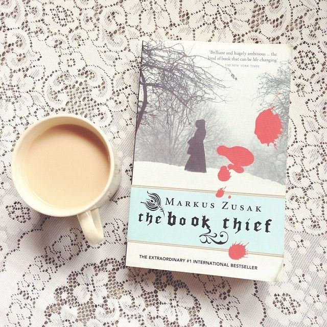 The Book Thief.  I really want to read this soon, because I am one of those people who doesn't like reading the book AFTER seeing the movie. Does anyone have any opinions on the book?