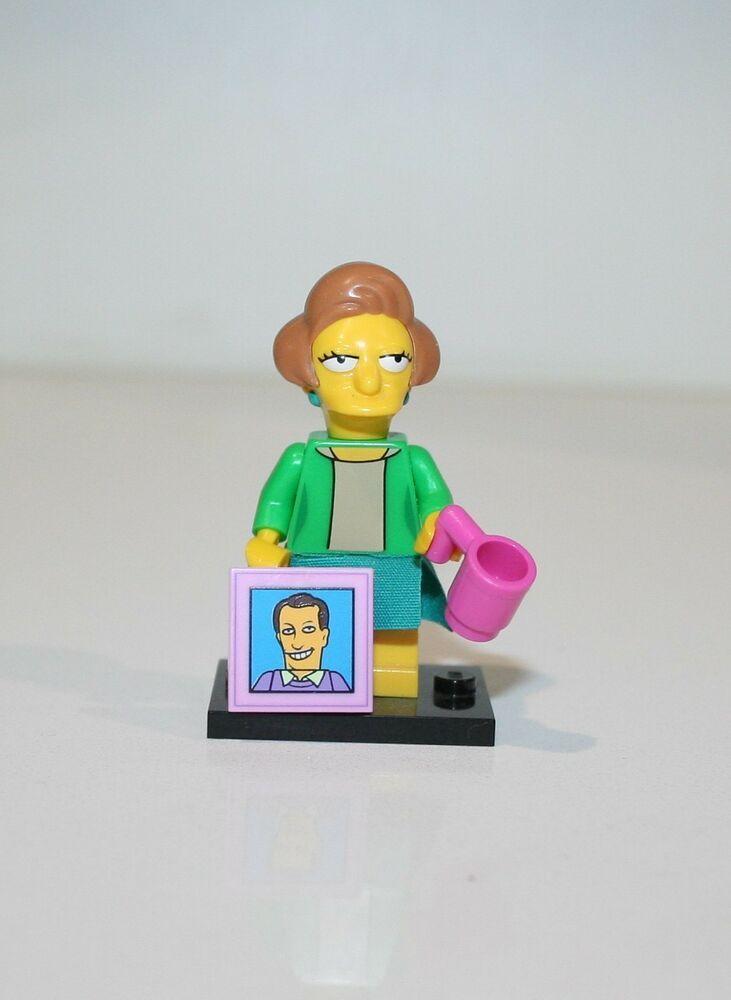 LEGO® THE SIMPSONS SERIE 2 MRS KRABAPPEL 71009