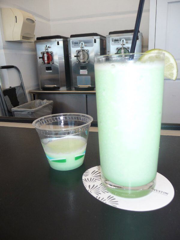 The Green Thing Drink Key West