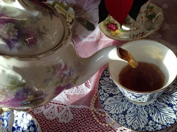"""Without a doubt, the most popular question I get asked at the market booth is """"Do you have any plain old orange pekoe tea?"""" Our"""