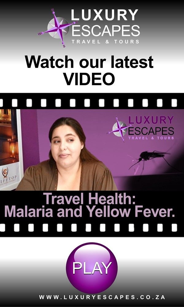 "Have you see our video on ""Malaria and Yellow Fever""? Watch it now on https://youtu.be/yolzPsgSSpQ Thank you and enjoy!"