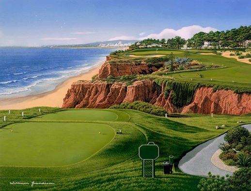 best places to play golf in portugal