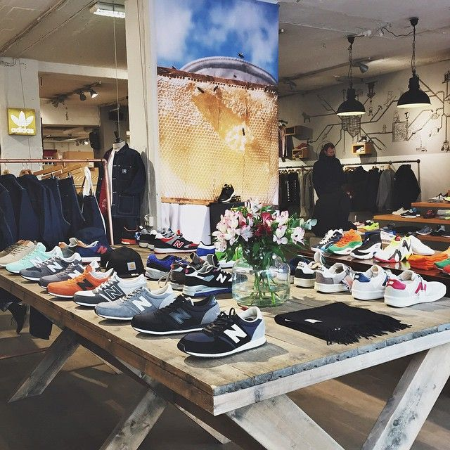 Sneakersnstuff Stockholm #newbalance