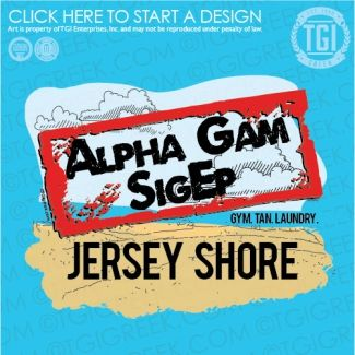Sigma Phi Epsilon   SigEp   ΣΦΕ   Jersey Shore   Fraternity function   Mixer Shirt   TGI Greek   Greek Apparel   Custom Apparel   Fraternity Tee Shirts   Fraternity T-shirts   Custom T-Shirts