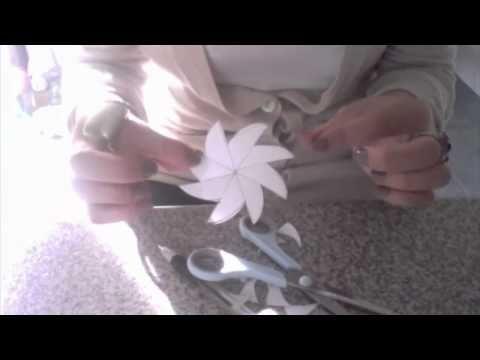 DIY | How To Make Felt Whipped Cream - YouTube