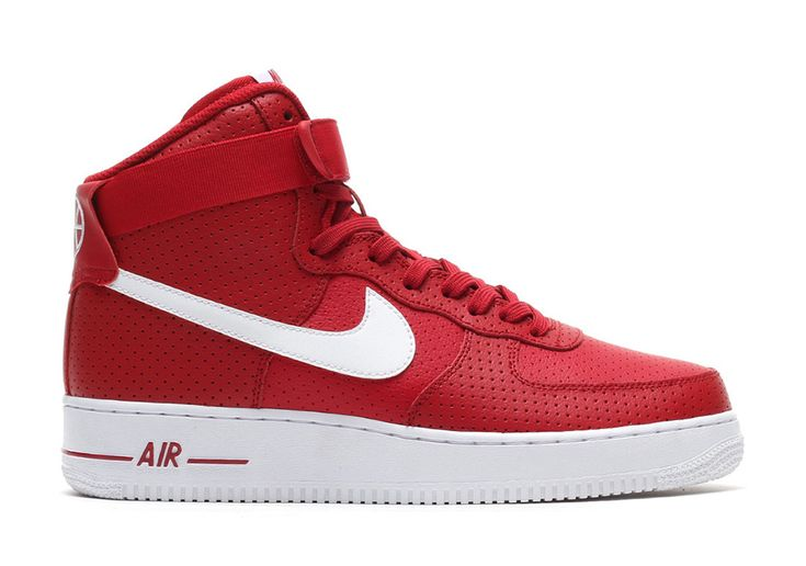 """Nike Air Force 1 High """"Perforated"""" Pack - SneakerNews.com"""