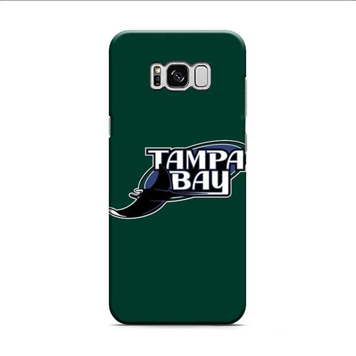 Tampa Bay Rays Icon Samsung Galaxy S8 3D Case