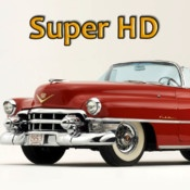Classic Cars Retina Super HD 2048 for new iPad ! www.Appdistro.com Your 1 Source for iOS Apps from the App Store!