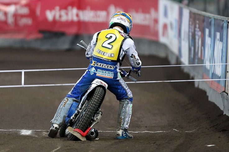 No.6 Nicki Pedersen (DEN)