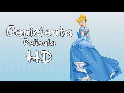 Cuentos infantiles: Cenicienta - pelicula dibujos HD