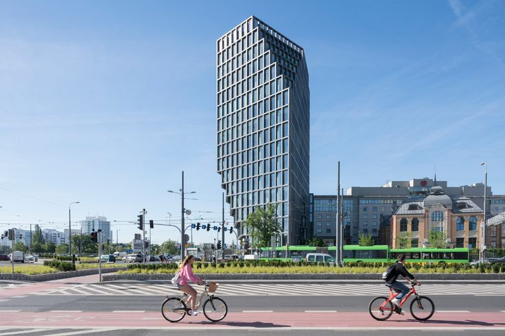 MVRDV completes a tower block that resembles a giant staircase