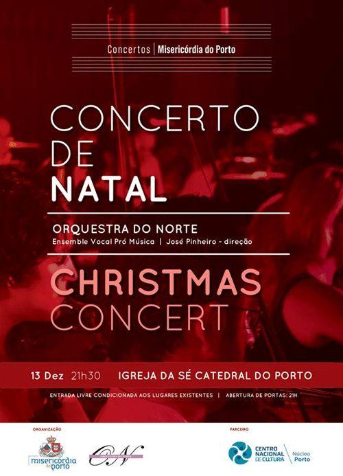 Concerto na Sé do Porto, Portugal
