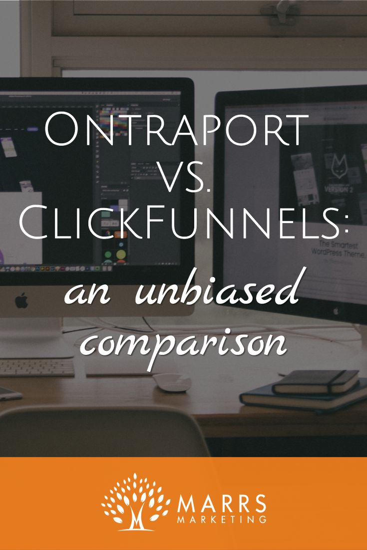 See This Report on Ontraport Vs Clickfunnels