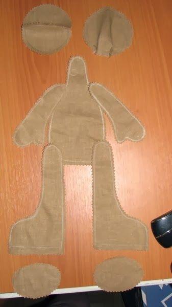 Mimin Dolls: Venite a montare le Famose bambole ampio gamba