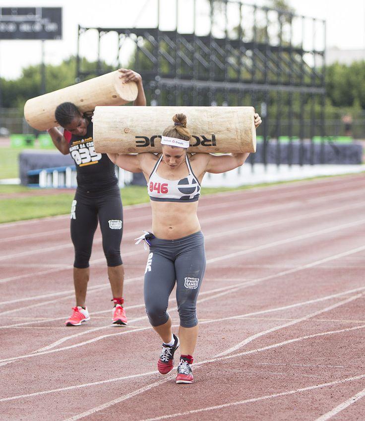 Michelle Letendre  Crossfit  Crossfit, Crossfit Athletes -1174