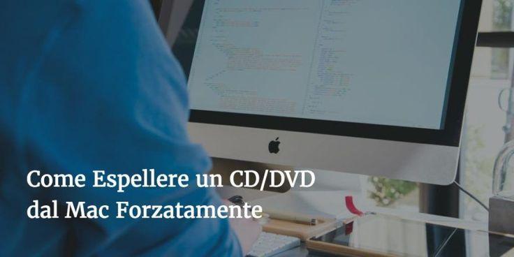Come Espellere un CD/DVD dal Lettore del Mac Forzatamente Nonostante il Mac sia uno dei Computer che non si blocca mai, il lettore CD/DVD invece del Mac si blocca e quando all'interno c'è un CD/DVD, cosa dobbiamo fare per sapere Come Espellere un CD/DVD dal #eject #disco #mac