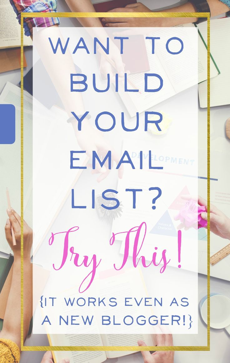 Is your email list growing at a snails pace? Learn what one new blogger did to triple her list in just a week! Click through to read.