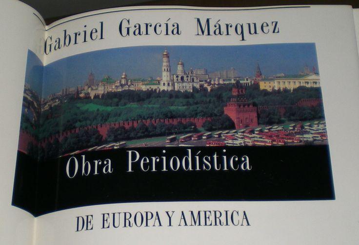 """Periodismo y ficción de García Márquez en Ginebra. La ciudad de Ginebra, a través de los reportajes sobre la cumbre de los Cuatro Grandes (1955) y el relato """"Buen viaje, señor presidente"""" (1992) de Gabriel García Márquez."""