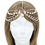 shixin® borlas hoja europeos bandas para la cabeza de aleación de oro para las mujeres (1 pc) 2017 - $41.13