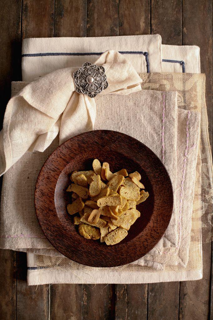 CookingTackle: Tofu chips / Indonesian style tofu chips~ kripik Tahu