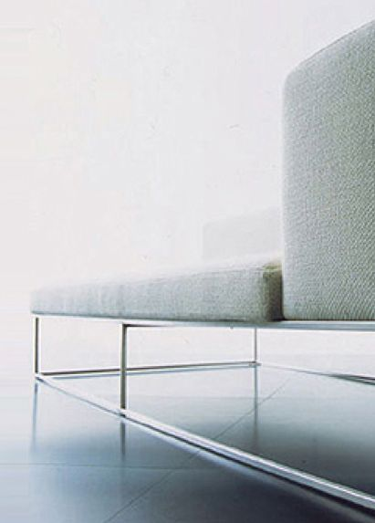 close up ile sofa by piero lissoni for living divani