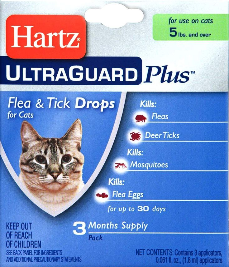 Hartz Ultraguard Plus Drops For Cats Over 5lbs Click Image To Review More Details This Is An Affiliate Link Catfleaandt Cat Fleas Flea And Tick Cat Odor