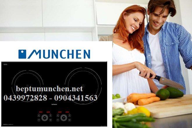 Có nên mua bếp từ Munchen không?: