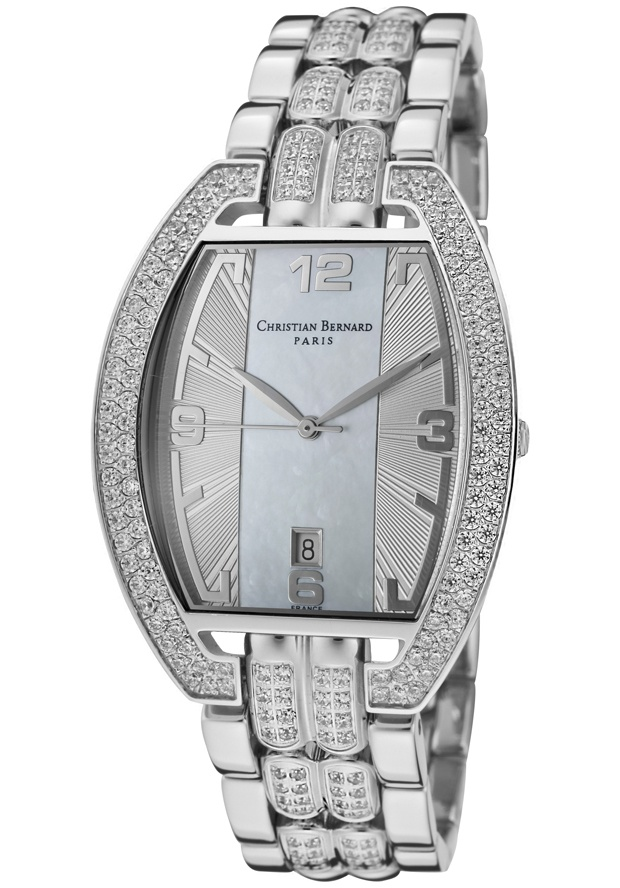 Price:$292.39 #watches Christian Bernard MA569ZZWJ, Design