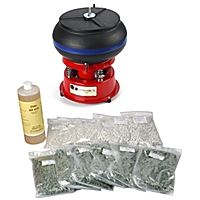 UV-10 Vibratory Tumbler Professional Finishing Kit | OttoFrei.com