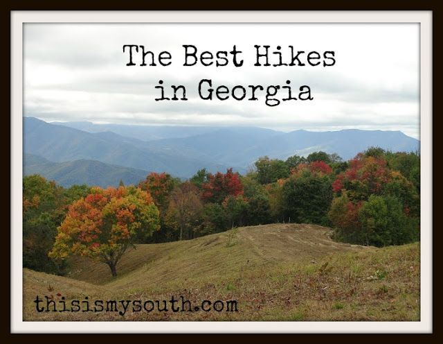 The Best Hikes in #Georgia, according to contributor @Samantha Eubanks! #thisismysouth