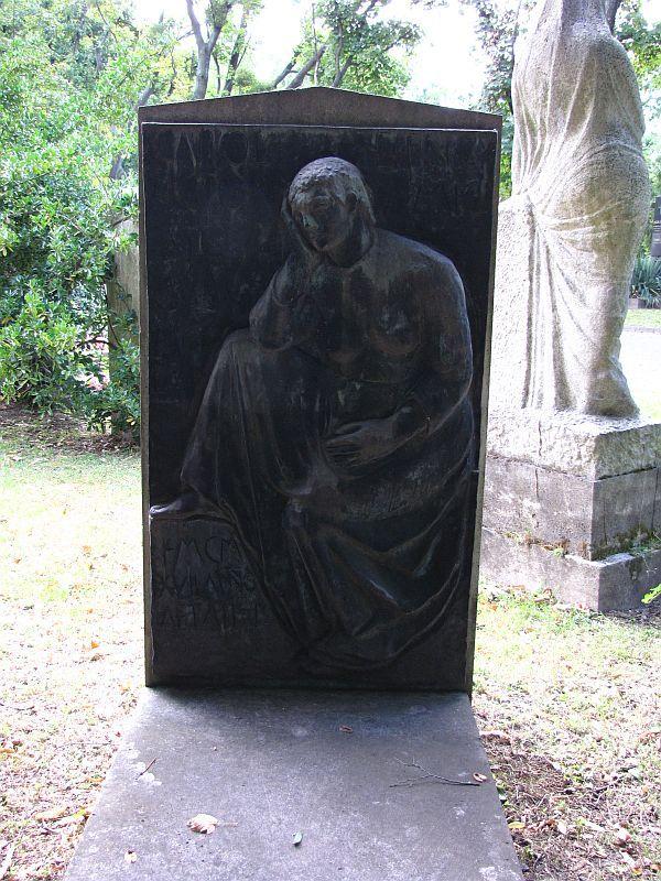 Ferenczy Károly sírja
