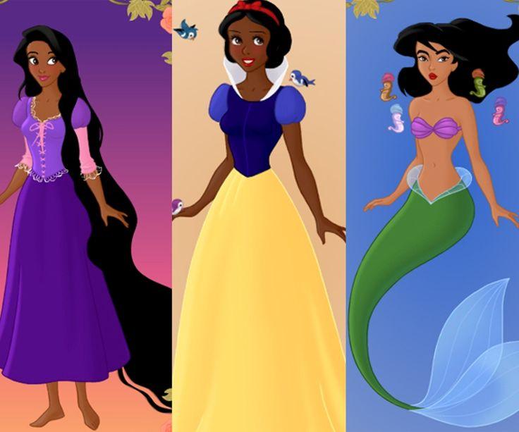 Disney princess! https://www.facebook.com/ilovedisneyfan?ref=hl