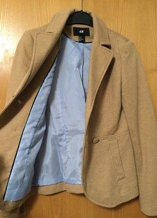 Kaufe meinen Artikel bei #Kleiderkreisel http://www.kleiderkreisel.de/damenmode/blazer-blazer/125730624-schicker-beiger-blazer-hm-36