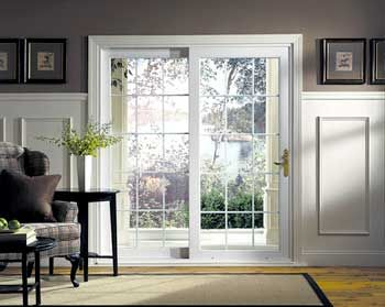 french style sliding glass doors with screens - Google Search