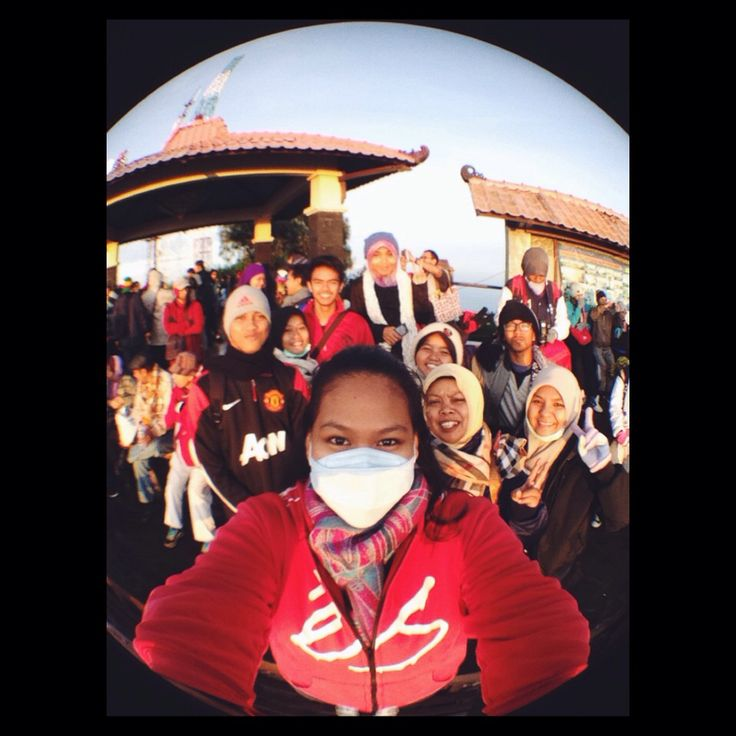 Day 3 : Bromo with new squad!! YASH