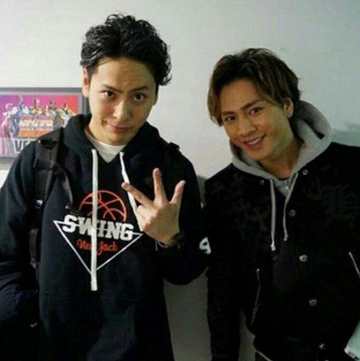 Kenjiro & Hiroomi