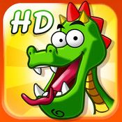 "Feed the Dragon. This is a pretty fun ""Angry Birds"" style game app. Normally $0.99, it is free for a limited time. (4/15/12)There is a free lite version available. Ages 4 and up."
