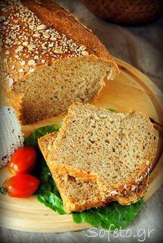 Νέα συνταγή!!!! Φτιάχνουμε νόστιμο,θρεπτικό και αφράτο ψωμί για σάντουιτς και τοστ!!! Έτσι για να μοσχομυρίσει το σπίτι μας και να χαρούν οι αγαπημένοι μας!!! ;)