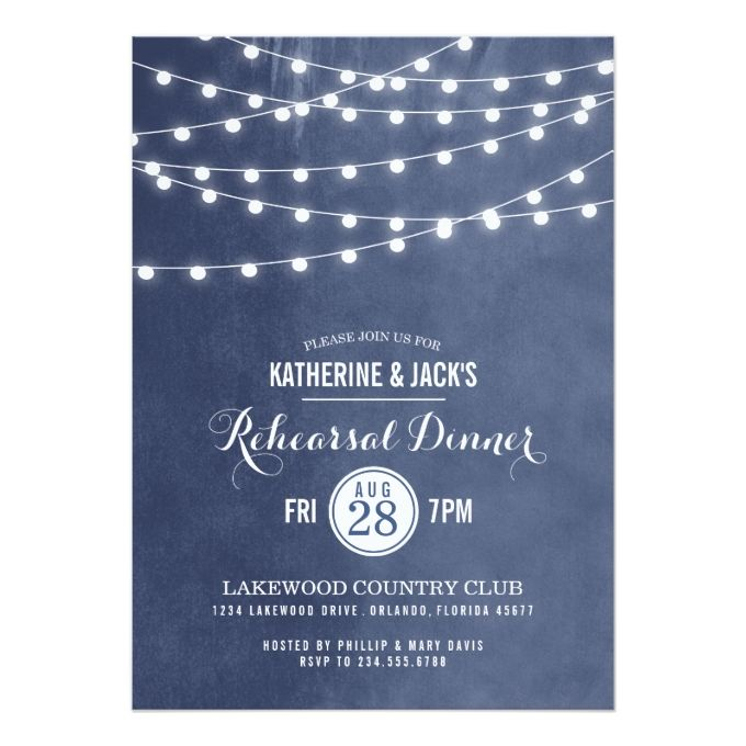 2612 Best Rehearsal Dinner Invitations Images On Pinterest