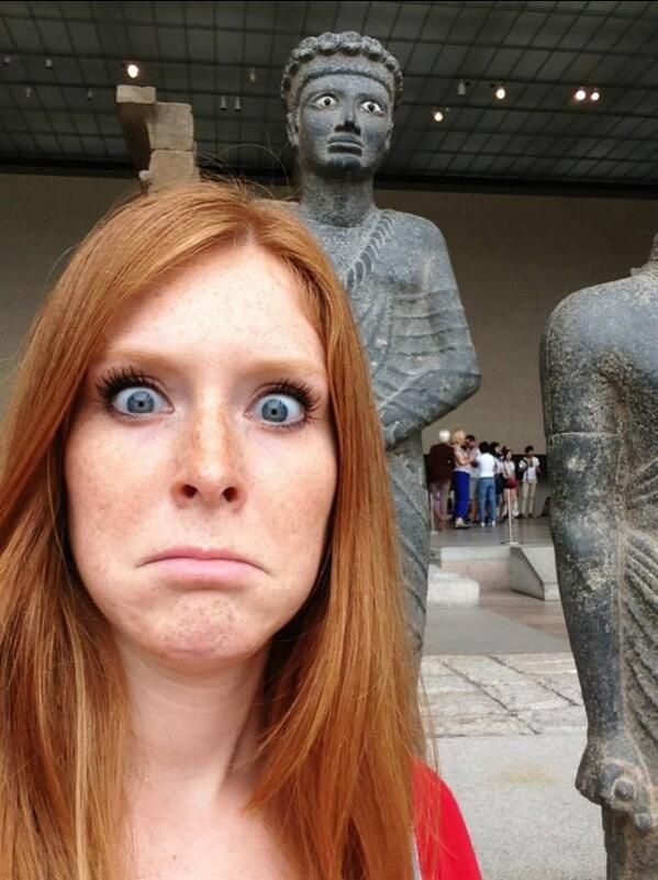 @Jenna Shipman @Metropolitan Museum of Art #museumselfie