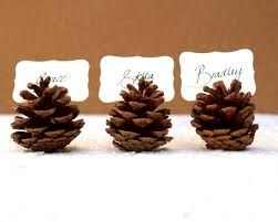 rustic christmas table decor - Google Search