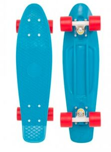 "Skatescool Australia ~ Products ~ Cyan Red 22"" Penny Original ~ Shopify"