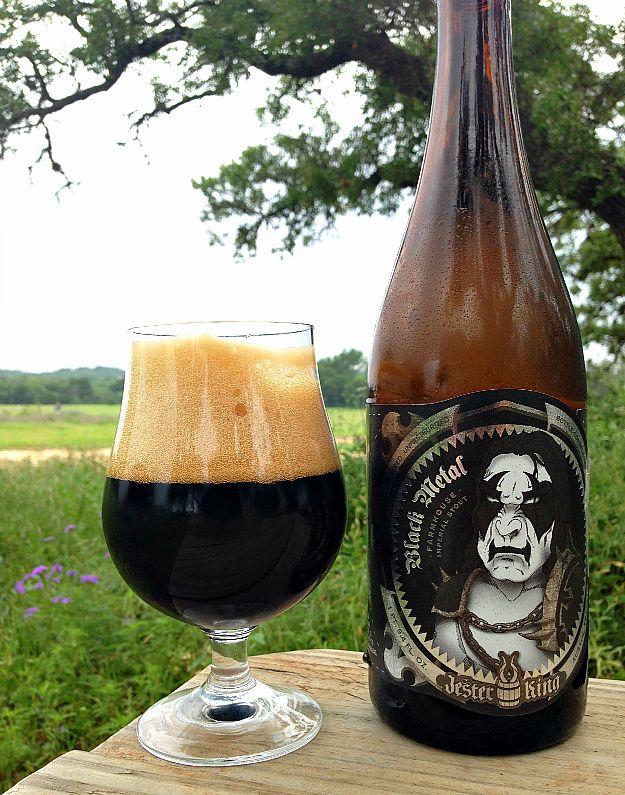 Jester King Brewery: Jester King Black Metal