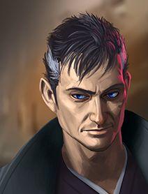 Shadowrun Returns Portraits 1/3 - Album on Imgur