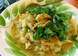 Latin slow cooker: Mexican chicken posole (RECIPE)