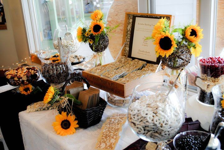 Best ideas about candy table centerpieces on pinterest