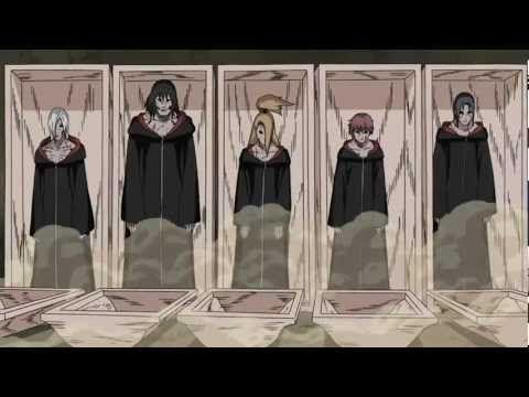 Naruto AMV: Akatsuki - Naruto Probably has the most intense villains of any show